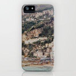 Amalfi Surrealism iPhone Case