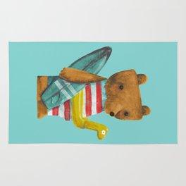 Summer Bear Rug