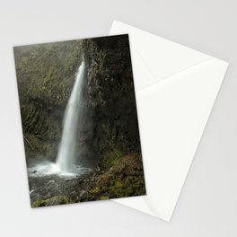 Upper Latourell Falls, No. 2 Stationery Cards