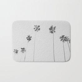 PALM TREES IX / Los Angeles, California Bath Mat
