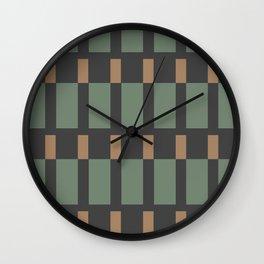 Dark Deco #society6 #decor #buyart Wall Clock