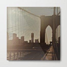 Brooklyn 2 Metal Print