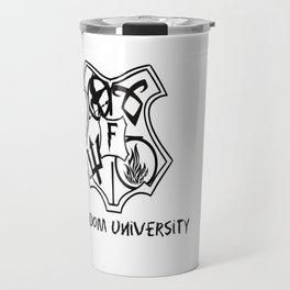 fandom university  Travel Mug