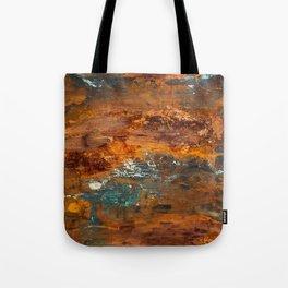 Rust Texture 2 Tote Bag