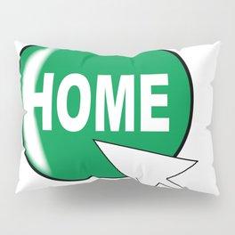 Computer Icon Home Pillow Sham