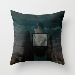 n i g h t _ s h i f t _ 1 Throw Pillow