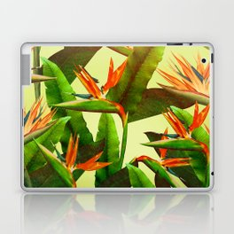 Birds of Paradise Laptop & iPad Skin