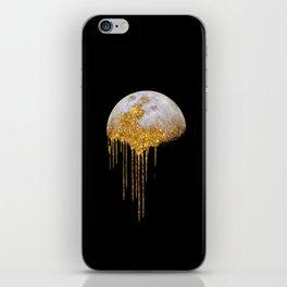 Goodbye moon iPhone Skin