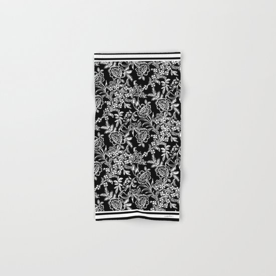 Full Moon Tea Hand & Bath Towel