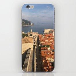 Walls of Dubrovnik iPhone Skin