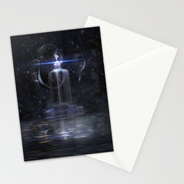 My wish on a Wing Stationery Cards