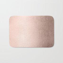 Moon Dust Rose Gold Bath Mat