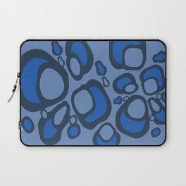 Blue Cheetah Laptop Sleeve