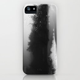 What Lies Down Hidden Rain Drenched Paths iPhone Case
