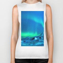 Northern Lights (Aurora Borealis) 3. Biker Tank
