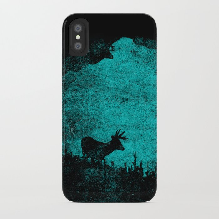 Patronus in a Dream iPhone Case