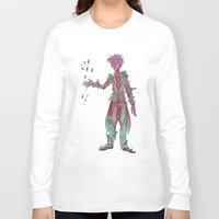 geode Long Sleeve T-shirts featuring Geode Maker by adorkablyfeline