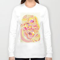 blossom Long Sleeve T-shirts featuring Blossom  by Shakkedbaram