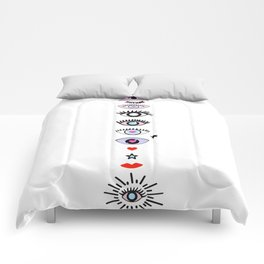 vision magic Comforters