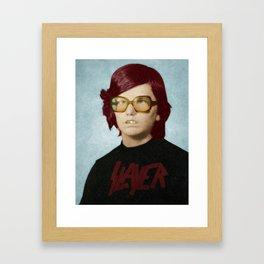Classmates - Randal Framed Art Print