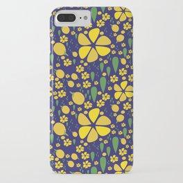 Pinwheels and lemons iPhone Case