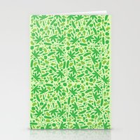 vegetable Stationery Cards featuring Vegetable salad by Tony Vazquez