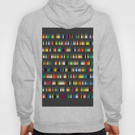 Color by Number: Pi Hoody