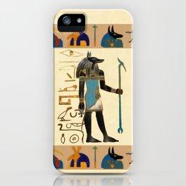The Jackal iPhone Case