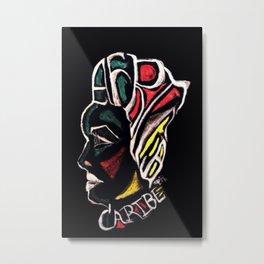 Caribe  Metal Print