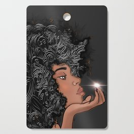 Black Girl Magic Cutting Board