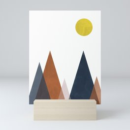 Mountain Mini Art Print