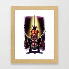 Bound#4 Framed Art Print