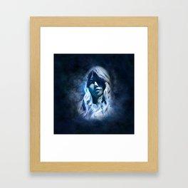 Gothic Virgo Framed Art Print