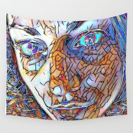 Diaphaneity Wall Tapestry
