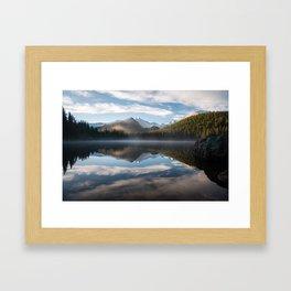 Bear Lake - Rocky Mountain National Park Framed Art Print