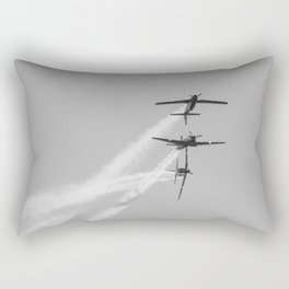 Aerobatic aircrafts Rectangular Pillow
