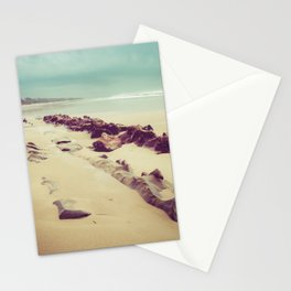 Blue Ocean Path Stationery Cards