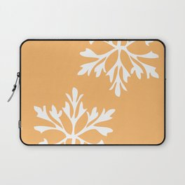 Simple snowflake Laptop Sleeve