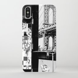 City Architecture Collage iPhone Case