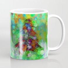 Abstract Christmas Tree - color variation Mug