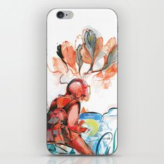 At the Lights  iPhone & iPod Skin