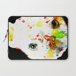 Color Me Frenchie Laptop Sleeve