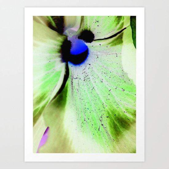 Anodic Art Print