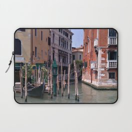 When Venezia Sleeps. Laptop Sleeve