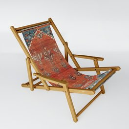 Bakhshaish Azerbaijan Northwest Persian Carpet Print Sling Chair
