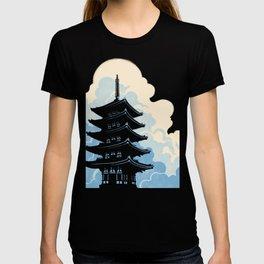 Nara Skyline T-shirt