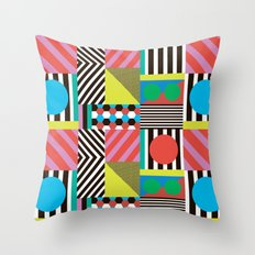 Spring in love Throw Pillow