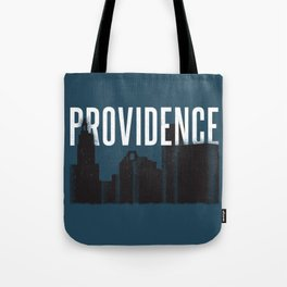 Providence Skyline Tote Bag