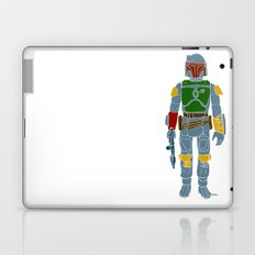 My Favorite Toy - Boba Fett Laptop & iPad Skin
