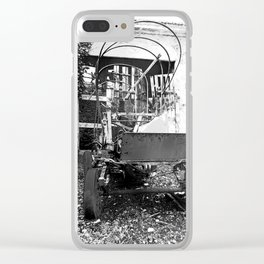 Old Carriage Photography Clear iPhone Case